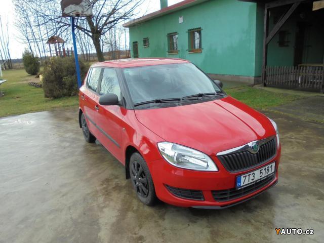 Škoda Ostatní 1,2 FACELIFT hatchback
