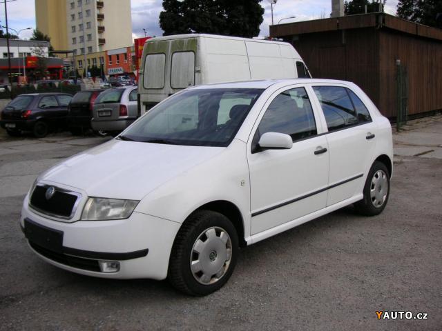 Škoda Fabia 1.9 TDi hatchback