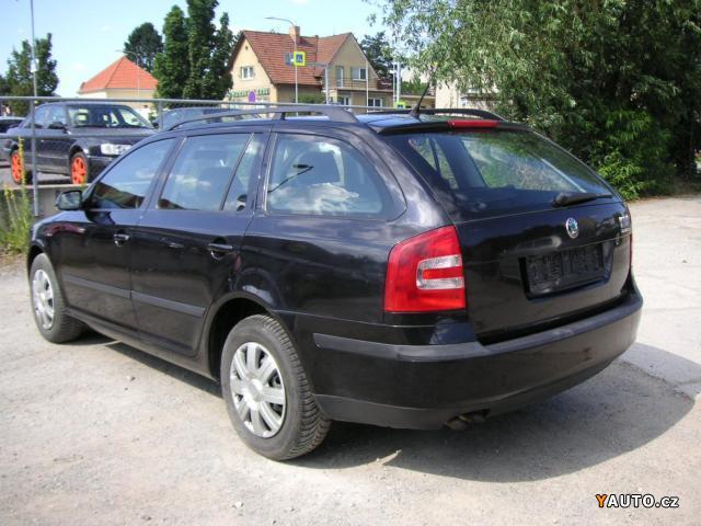 Škoda Octavia II 1.9TDi kombi