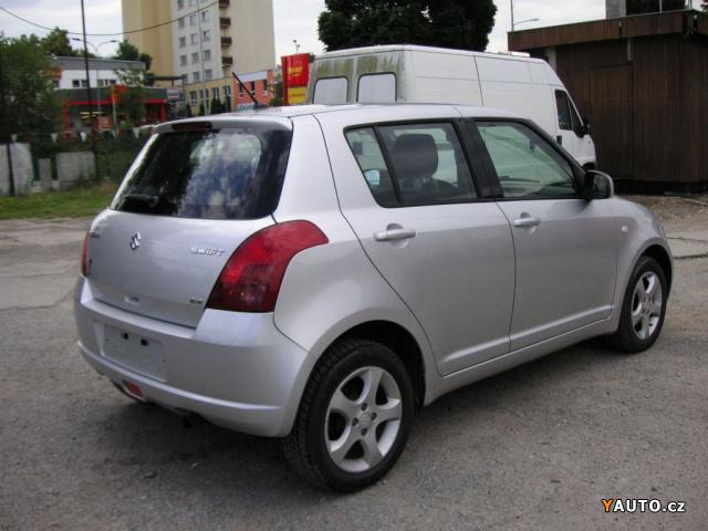 Suzuki Swift 1.3 GLX 4x4 hatchback