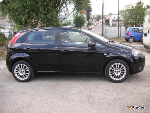 Fiat Grande Punto 1.2i hatchback