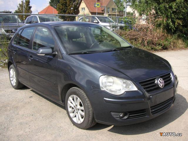 Volkswagen Polo 1.4i LPG hatchback
