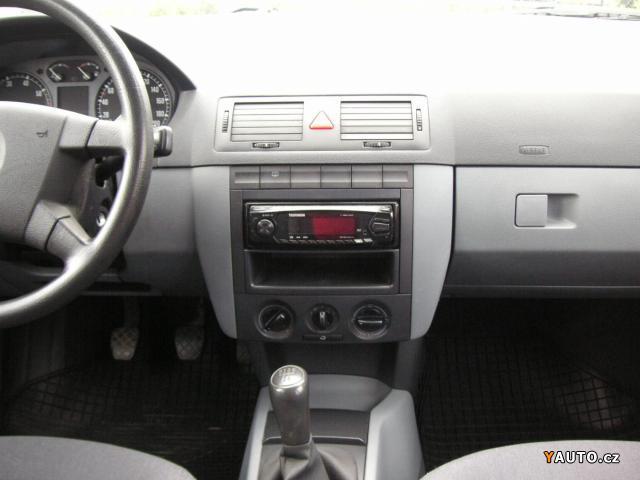 Škoda Fabia 1.4i kombi