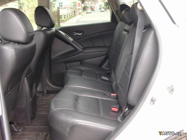 Nissan Murano 2.5 dCi-Serviska SUV