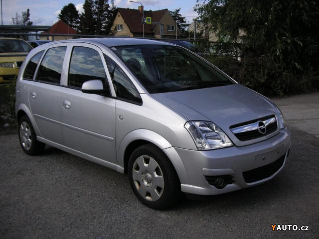 Opel Meriva 1.3 CDTi MPV