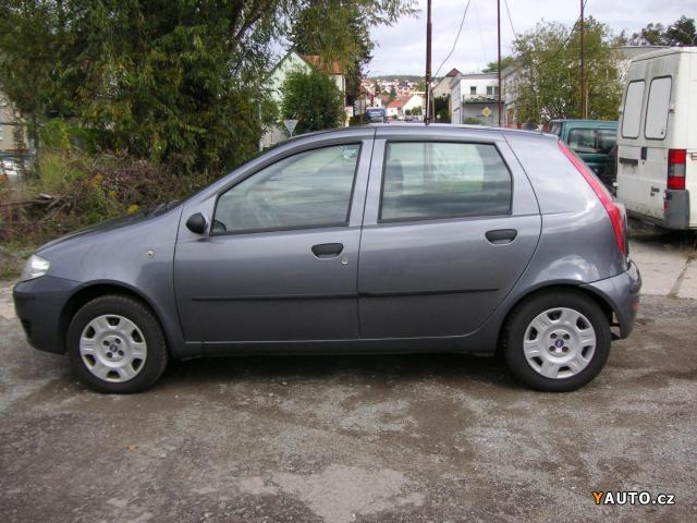 Fiat Punto 1.2i Active-Serviska hatchback