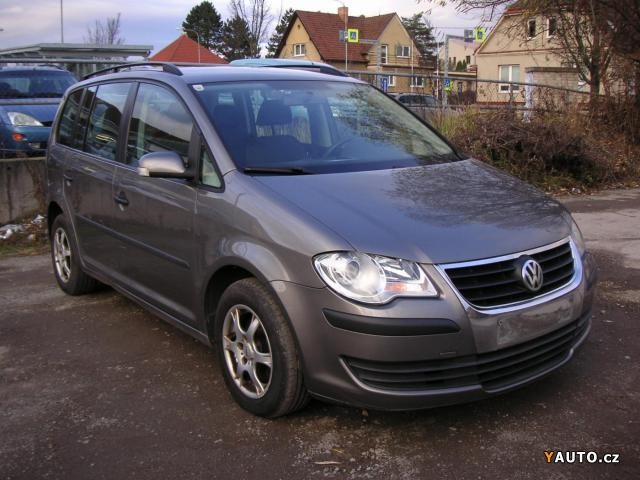 Volkswagen Touran 1.9 TDi MPV