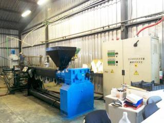 Ostatní linka na plast folie LDPE HDPE