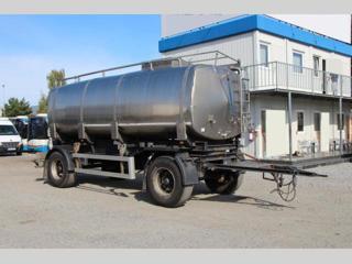 Ostatní MAFA L18/50E,1 KOMORA 15000 L cisterna