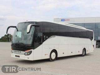 Ostatní S 515 HD, RETARDÉR, EURO 6 dálkový nafta