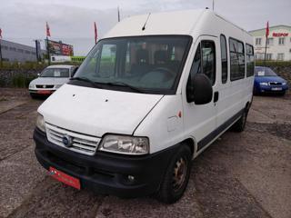 Fiat 2,3 JTD, 14.míst, Minibus příměstský