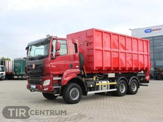 Ostatní PHOENIX T158/II, 6x6, EURO 6, pro přepravu kontejnerů nafta