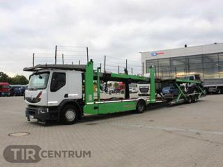 Ostatní PREMIUM D 430.19 PR 4X2, EURO pro přepravu aut (autopřepravník) nafta