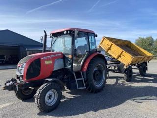 Ostatní SOUPRAVA PROXIMA 80+PŘÍVĚS 3S traktor