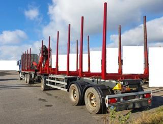 Ostatní pro přepravu dřeva