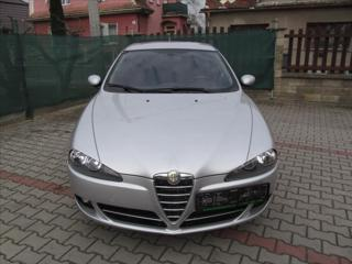 Alfa Romeo 147 1,9 top stav  JTD IMPRESSION hatchback nafta