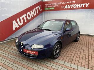 Alfa Romeo 147 1,6 T Spark Distinctive + Kola hatchback benzin