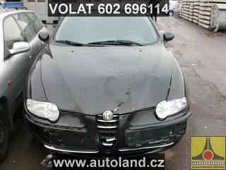 Alfa Romeo 147 2002, 1600 ccm, benzin hatchback benzin