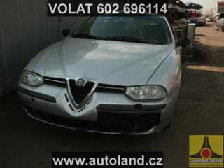 Alfa Romeo 156 2002, 1747 ccm, 103 kW, benzin kombi benzin