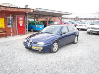Alfa Romeo 156 1.7 TS kombi benzin