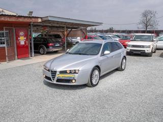 Alfa Romeo 159 2.4 JTD kombi nafta