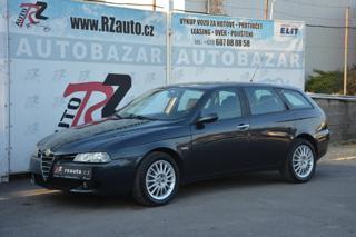 Alfa Romeo 156 1.9 JTD 16V M-JET 110kW+DUAL.KLIM kombi