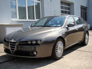 Alfa Romeo 159 1.9 JTD automat/nové pneu kombi