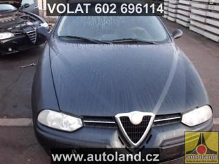 Alfa Romeo 156 1900 ccm, 85 kW, nafta sedan nafta