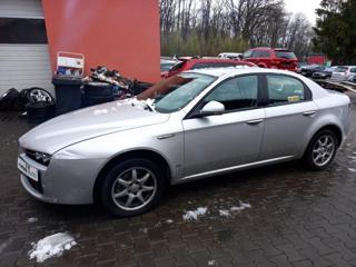 Alfa Romeo 159 1.9 JTS 118kW sedan