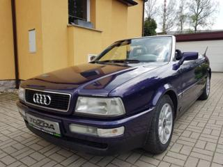 Audi 80 2.0 Cabrio kabriolet benzin