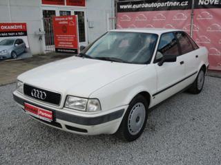 Audi 80 Limousine 2.0i 66kW Šíbr TAŽNÉ PĚKN limuzína