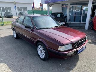 Audi 80 2.0i 85kW Klima Eko Uhrazeno sedan