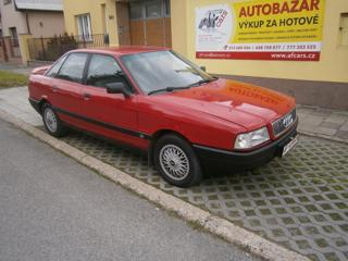 Audi 80 1.8i S sedan