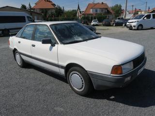 Audi 80 24 let 1-Majitel sedan