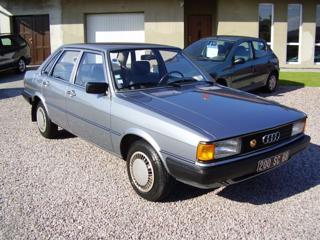 Audi 80 1,6 CL,nevídaný stav sedan