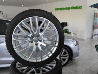 Ostatní ALU + zimní pneu 265/40/20 TOP