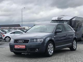 Audi A3 1,6 *AUTOKLIMA*ESP*TEMPOMAT* hatchback benzin