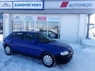 Audi A3 1,6   TEL 725 859 851 hatchback benzin