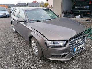 Audi A4 2,0 TDI hatchback