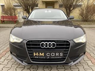Audi A5 2,0   TDI-TIPTRONIC-XENON-NAVI hatchback nafta