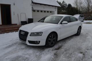 Audi A5 2.0TFSI -S-LINE-QUATTRO-XEN-TOP--- hatchback