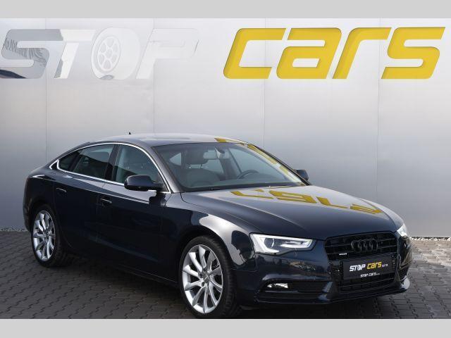 Audi A5 2.0 TDi Sportback quattro hatchback nafta