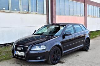 Audi A3 SPORTBACK/2.0TDi/FACELIFT/SERVISKA/ hatchback