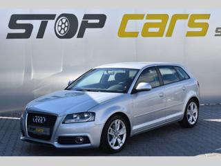 Audi A3 2.0 TDi hatchback nafta
