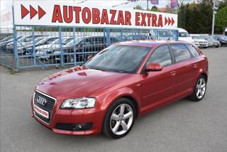 Audi A3 2,0 TDi QUATTRO, S-line, DPH, hatchback nafta