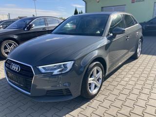 Audi A3 1,6TDi SPORTBACK*NAVI*KESSY*ČR hatchback nafta