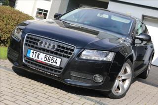 Audi A5 2,7 DTi V6 140 KW AT tempomat hatchback nafta