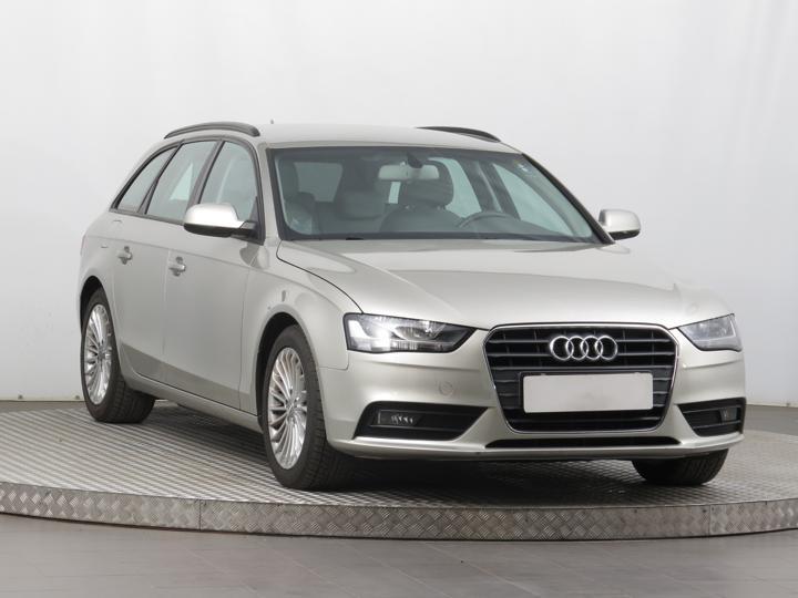 Audi A4 2.0 TDI 130kW kombi nafta