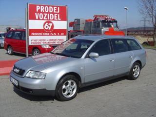 Audi A6 2.5TDi Avant Quattro kombi