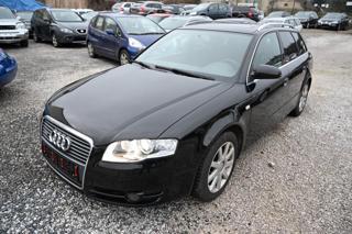 Audi A4 Avant 2.0TDI 103KW 01/2006 kombi